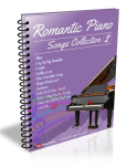 Romantic Piano Songs Collection + MP3
