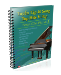 Tuyển Tập 40 Song Top Hit V-Pop Piano + MP3